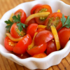Thumbnail image for Cherry Tomato and Preserved Lemon Salad {vegan} #SundaySupper