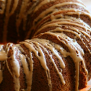 Thumbnail image for Spiced Pumpkin Pecan Bundt Cake with Maple Glaze for #PumpkinWeek