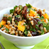 Thumbnail image for Farro Date Salad with Mango and Arugula {Vegetarian}