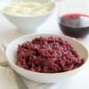 Thumbnail image for Red Wine Risotto for Christmas Dinner