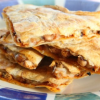 Thumbnail image for Black-Eyed Pea Quesadillas for New Year's Day Good Luck
