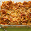 Thumbnail image for Simple Cheesy Chicken Tortilla Casserole (Secret Recipe Club)
