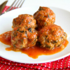 Thumbnail image for World's Best Turkey Meatballs for #SundaySupper