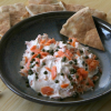 Thumbnail image for Smoked Salmon Dip with Greek Yogurt and Capers for Easter #SundaySupper