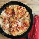 Thumbnail image for Pollo en Crema (Chicken in Cream)