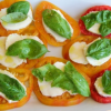 Thumbnail image for Heirloom Caprese Salad for #SundaySupper