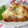 Thumbnail image for Impossible Lasagna Pie for #WeekdaySupper