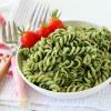 Thumbnail image for Green Alien Guts (aka Popeye Pasta aka Spinach Spaghetti)