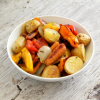 Thumbnail image for Fall Harvest Roasted Vegetable Bowl
