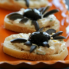 Thumbnail image for Smoked Trout Pate Spider Bites for Halloween #SundaySupper