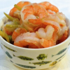 Thumbnail image for Sautéed Ginger-Scallion Shrimp