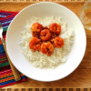 Thumbnail image for 2-Ingredient Skillet Red Chile Shrimp for #OXOCookware