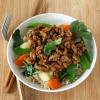 Thumbnail image for Sesame Pork Stir-Fry Bowl #WeekdaySupper #McSkilletSauce