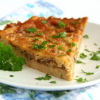 Thumbnail image for Cheddar and Onion Cracker Pie {Secret Recipe Club}