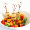 Thumbnail image for Heirloom Tomato Salad with Grilled Cheese Croutons