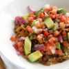Thumbnail image for Triple Hatch Chile Turkey Dinner Bowl