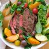 Thumbnail image for Flap Steak Salad Bowl for #WeekdaySupper