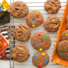 Thumbnail image for Leftover Halloween Candy Cookies