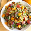 Thumbnail image for Fast Fruity Tabbouli Salad with Bacon