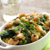 Thumbnail image for Rustic Herbed Stuffing with Greens #SundaySupper