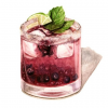 Thumbnail image for Blueberry Margarita