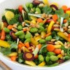 Thumbnail image for Chopped Thai Kale Salad for National Kale Day {Secret Recipe Club}