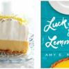 Thumbnail image for Anniversary Lemon Custard Pie from the novel 'Luck, Love & Lemon Pie'