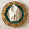 Thumbnail image for How to Fold Your Napkins For Thanksgiving (Two Tails Napkin Fold)