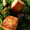 Thumbnail image for Kale Salad with Cherries, Walnuts and Tofu Croutons