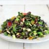 Thumbnail image for Spicy Kale and Swiss Chard Sauté {Gluten-Free, Low-Sodium, Migraine-Friendly}