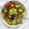 Thumbnail image for Spicy Southern California Black Bean Spaghetti Salad {Vegan, Gluten-Free}