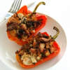Thumbnail image for 4-Ingredient Turkey and Stuffing Stuffed Peppers