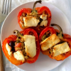 Thumbnail image for 3-Ingredient Greek Stuffed Peppers