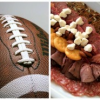 Football Food: There's nothing more fun for game watching than football food -- food shaped like a football. Here are some original ideas for easy, creative recipes, and more resources to help you feed your friends.