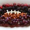 Thumbnail image for Fruit Football (Football-Shaped Fruit Plate)