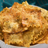 Thumbnail image for Oven-Baked Herbed Lasagna Chips