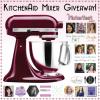 Thumbnail image for KitchenAid Artisan Stand Mixer #Giveaway!