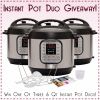 Thumbnail image for Instant Pot Giveaway (3 people will win!)