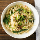 Thumbnail image for Green Pasta Puttanesca