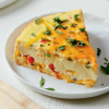 Thumbnail image for Cheesy Poblano Frittata in the Instant Pot for #Brunchweek