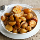 Thumbnail image for Chile-Roasted Dutch Yellow Potatoes – Papas y Chiles for Cinco de Mayo