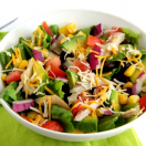 Thumbnail image for Chopped Mexican Chicken Salad –  a Big Salad for Elaine