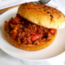 Thumbnail image for Instant Pot Simple Sloppy Joes {Low-carb and family-friendly}