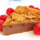 Thumbnail image for Chocolate Impossible Pie