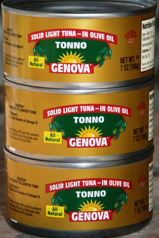 Italian canned tuna for Tuna fish brands