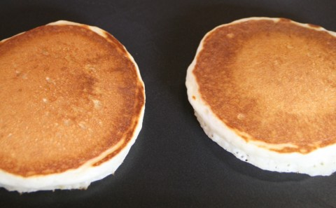 Basic Boffo Buttermilk Pancakes