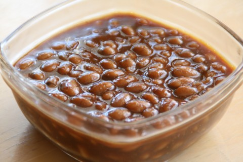 Best Ever Quick Baked Beans on Shockingly Delicious