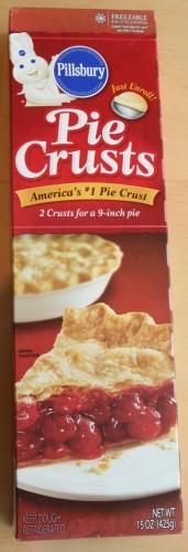 Berrylicious Sour Cream Pie