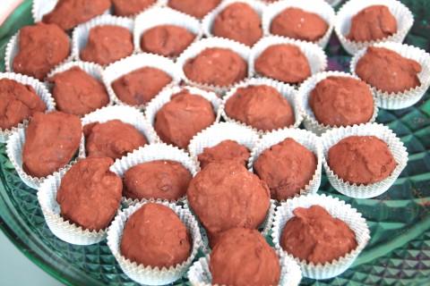 Radish and Truffle Butter Tartines -- Trufflepalooza Best Appetizer!