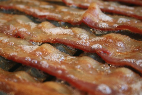 Shockinglydelicious Cooking Lesson: Bacon in the Oven on Shockingly Delicious
